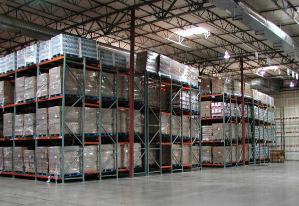 Pallet Racking Systems available at DACO