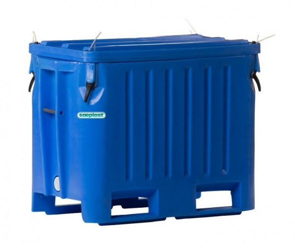 DX310F - Bulk Insulated Container (Box & Lid)
