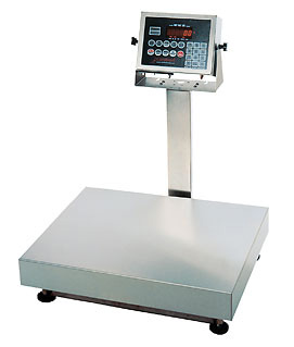 EB-300-205 - Stainless Steel Industrial Platform Scales