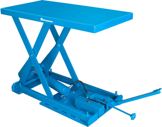 CompacLift - Hydraulic Scissor Lift Tables