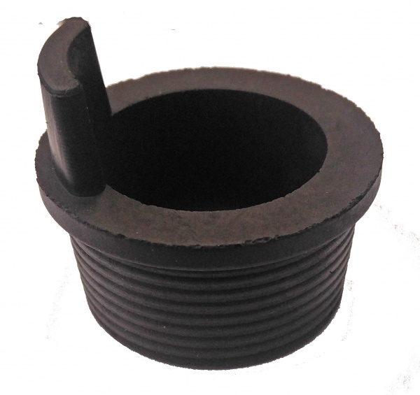Rubber Metal Detectable Musson Plug