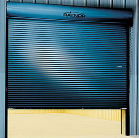 DuraCoil™ - Optima Coiling Commercial Overhead Roll Up Doors