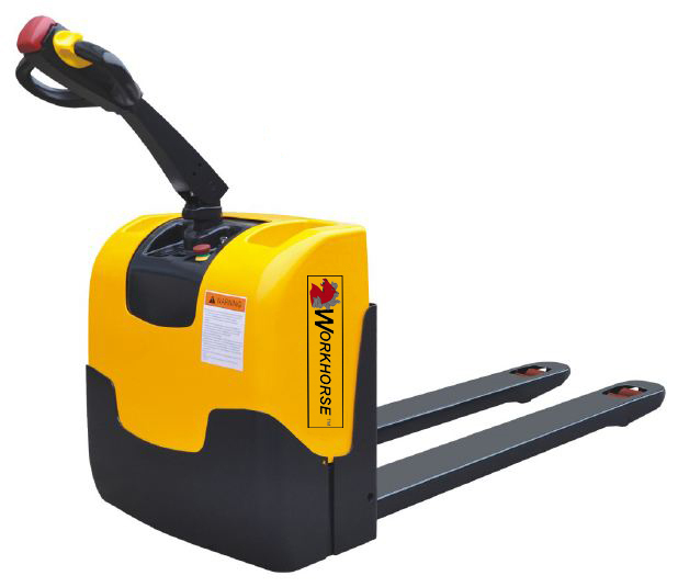WH Electric 33 Motorized Pallet Jack