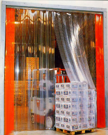 PVC Strip Curtain Systems