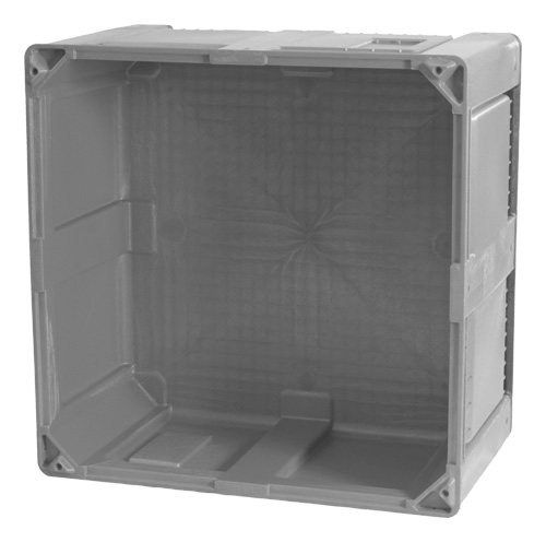 MACX48 solid bulk container inside view