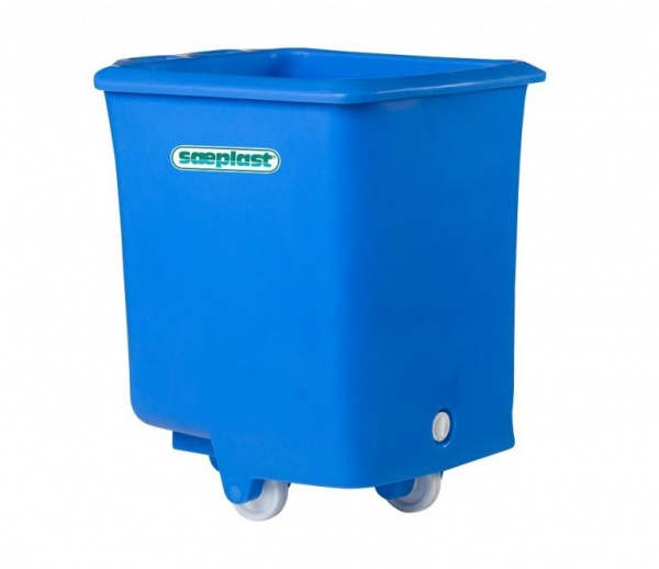 D301 - Insulated Dump Tub Bulk Containers - without Dump Brackets
