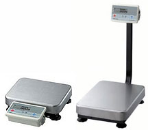 Industrial Scales available at DACO