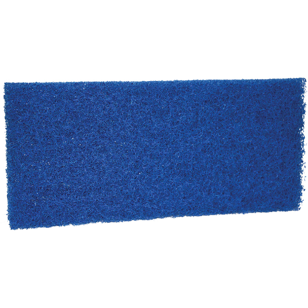 5524 - Medium Duty Scrub Pad - Blue