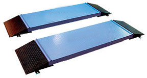 760PS Steel Industrial Portable Tandem Axle Scales