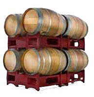 Wine Barrels & Racks