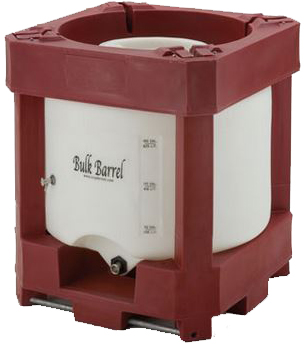 Plastic Wine Barrel