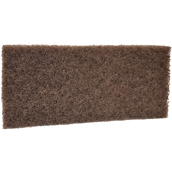 5523 - Heavy Duty Scrub Pad - Brown