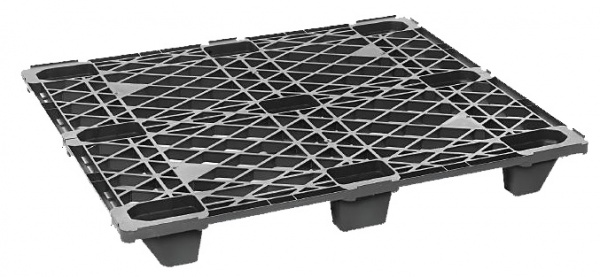 Nestable Plastic Pallets available at DACO