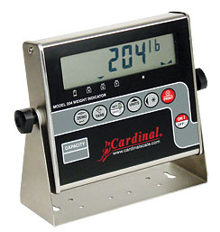 204 Digital Weight Indicator