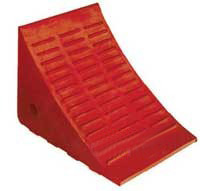811-7 Urethane Wheel Chocks