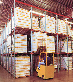 Drive In - Drive Thru Pallet Racking Systems
