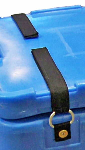 Velcro Strap Assembly for PB02 Lid