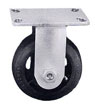 Mold-On Rubber Tread / Iron Core Industrial Casters & Wheels by Albion