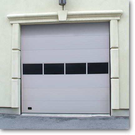 TM175 ThermaSeal™ - Sectional Commercial Overhead Roll Up Doors