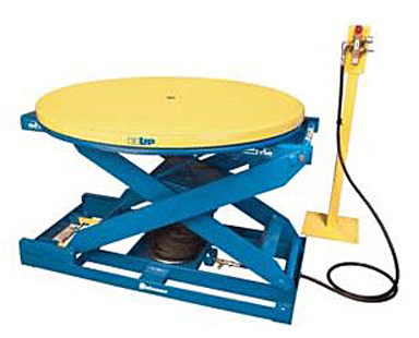 EZ Up Scissor Lift Tables