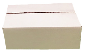 448714 - 10# Vac Pack Corrugated Shipping Box