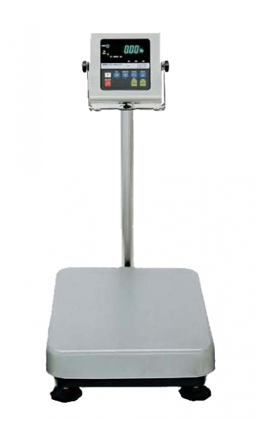 HW-200KV-WP - Stainless Steel Industrial Platform Scales