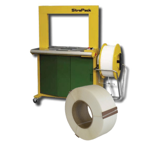 Plastic Strapping Machines available at DACO
