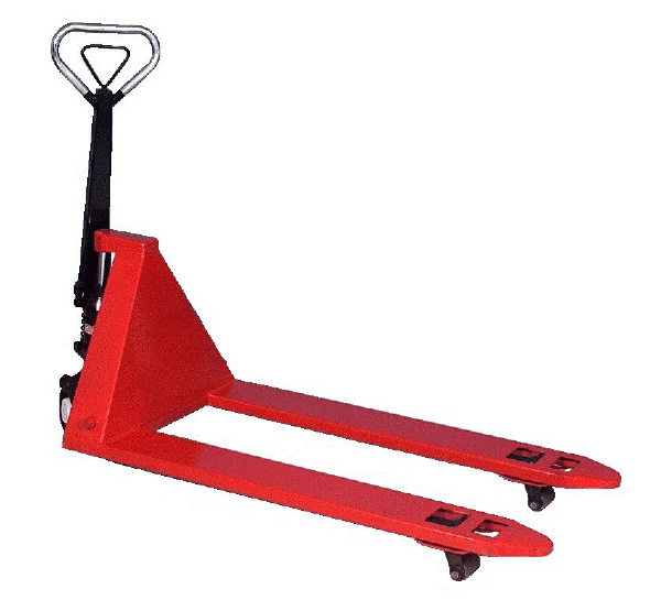 Low Profile Manual Pallet Jacks
