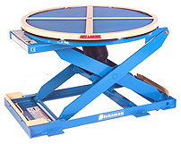EZ Loader Scissor Lilft Table