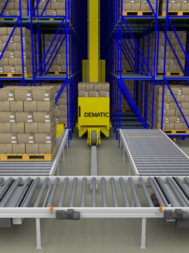 Automatic Storage Retrieval Systems