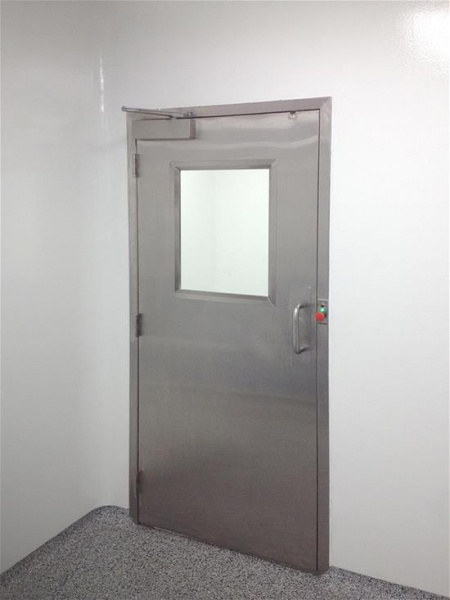 Excel 220ss Single Swinging Commercial Doors Daco Corp
