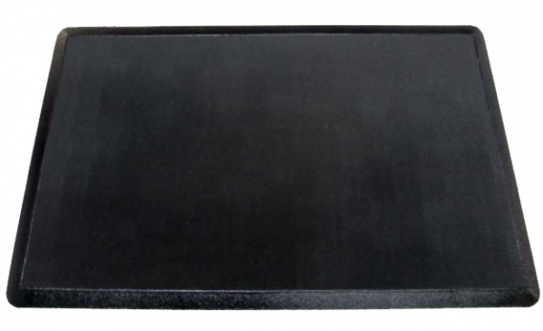 Rubber Floor Mat >> Ptsm13534ra 3 Station Salon Rubber Floor Mat Daco