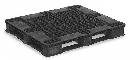 40x48 Stack R Rackable Plastic Pallets Plastic Skids