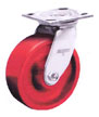 16XI052-S - Series 16 Solid Polyurethane (IC) Industrial Casters