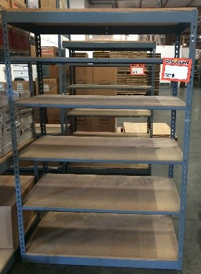 Pallet Racking, Shelving & Conveyor