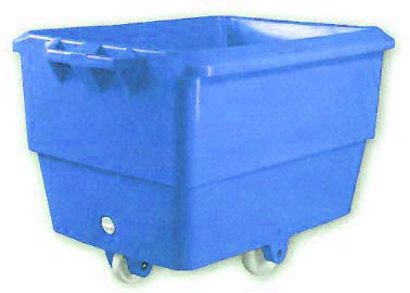 D360 - Insulated Meat Dump Tub Bulk Containers