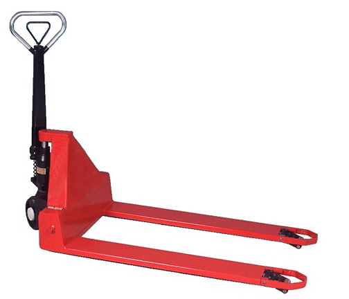 """MO"" Low Profile Manual Pallet Jack"