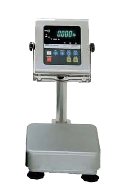 HW-10KV-WP - Stainless Steel Industrial Platform Scales