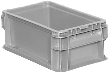 Straight Wall Plastic Totes