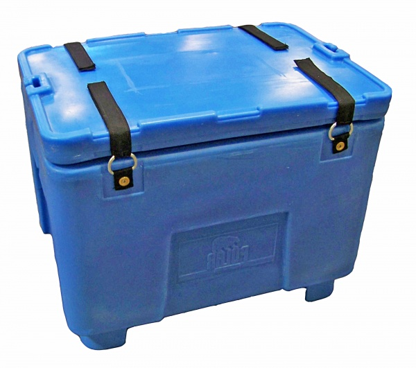 PB02 Insulated Dry Ice Containers