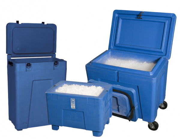Polar Dry Ice Containers