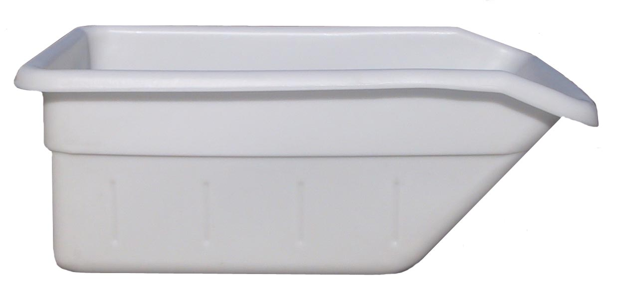 MDT350 - Dump Tub Bulk Container - Natural