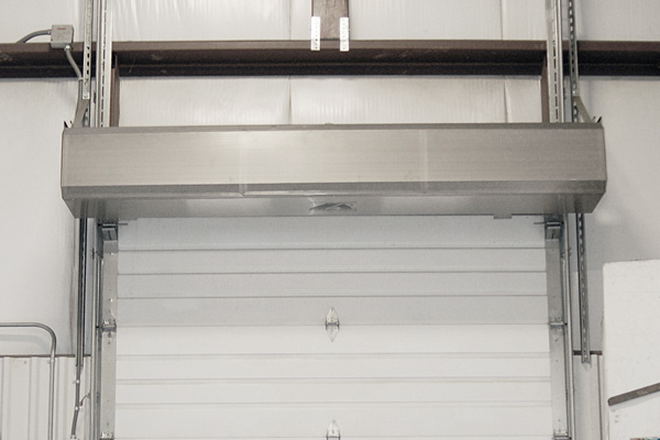 ETD Climate Control Air Curtain