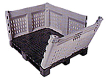 KitBin Series Collapsible Bulk Containers