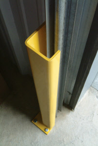 "36"" Left Hand Track Guards"