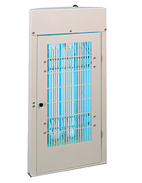 AG-963S Wall / Corner Mount Electric Commercial Bug Zapper