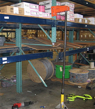 RackmedX Pallet Rack Repair available at DACO